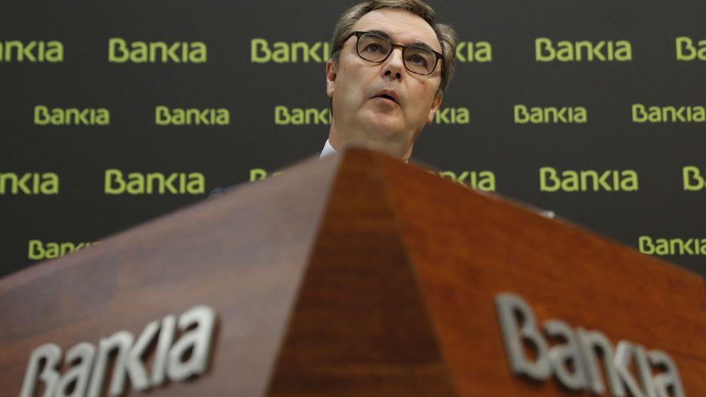 Bankia y BMN contratarán sus propios asesores para cerrar el canje de fusión