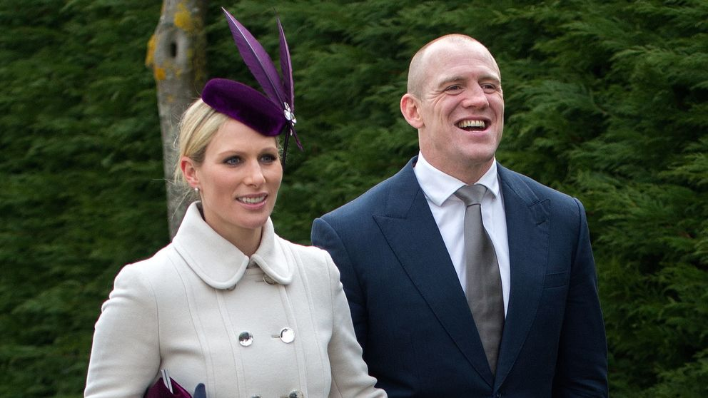 El 'nieto' de la reina Isabel bebe orina en un 'reality' británico