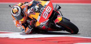 Post de La cuestión de imagen en la moto de Jorge Lorenzo después de tocar fondo