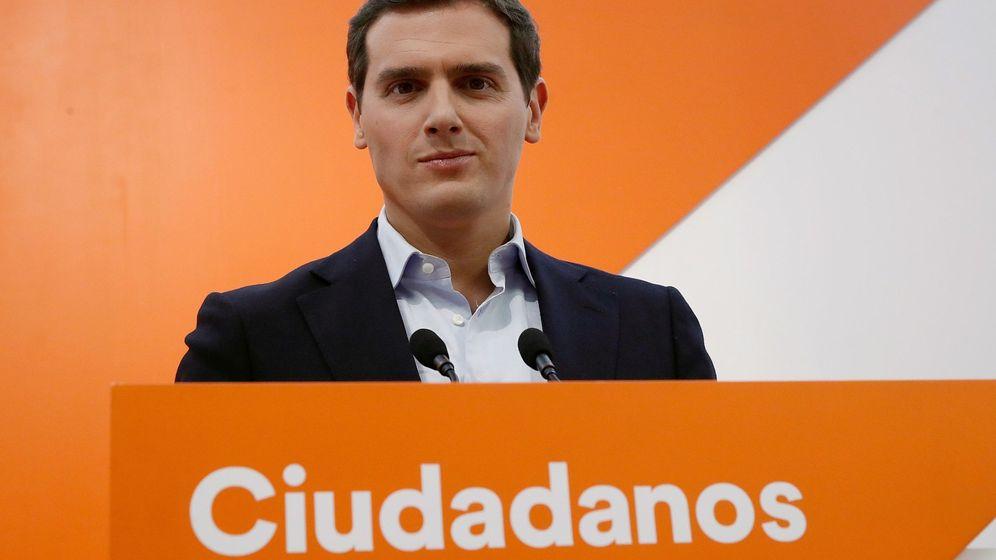 Foto: l presidente de Ciudadanos, Albert Rivera. (EFE)