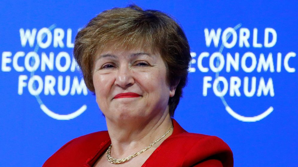 Foto: La UE escoge a Georgieva para dirigir el FMI aunque no cumpla la regla de la edad. (Reuters)