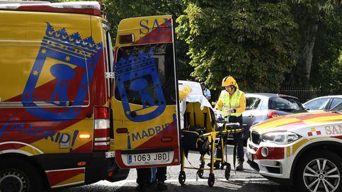 SanJosé, la constructora de las obras en el hotel Ritz, investiga las causas del accidente