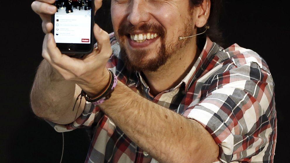 La chapuza de Podemos en WhatsApp: 'spam' masivo no autorizado a miles de usuarios