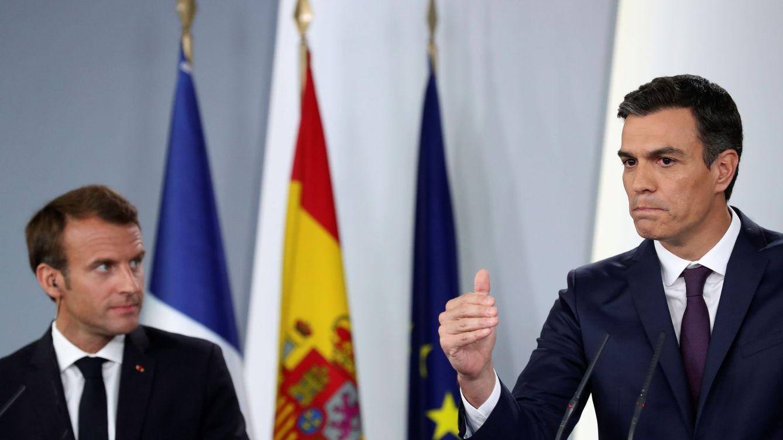 Macron se abre a pactar con el PSOE tras las elecciones europeas