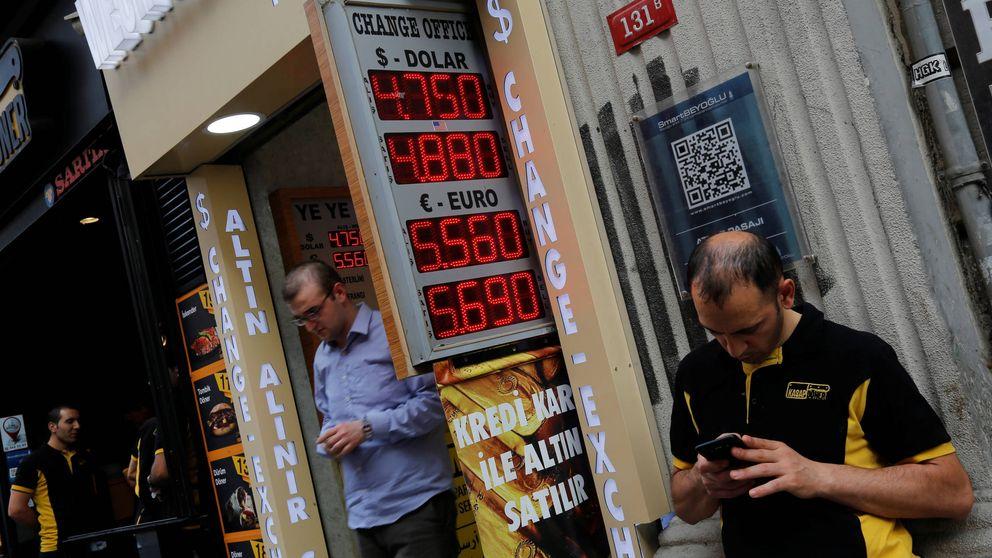 Nuestros salarios valen menos cada hora: Erdogan, entre el populismo y los mercados
