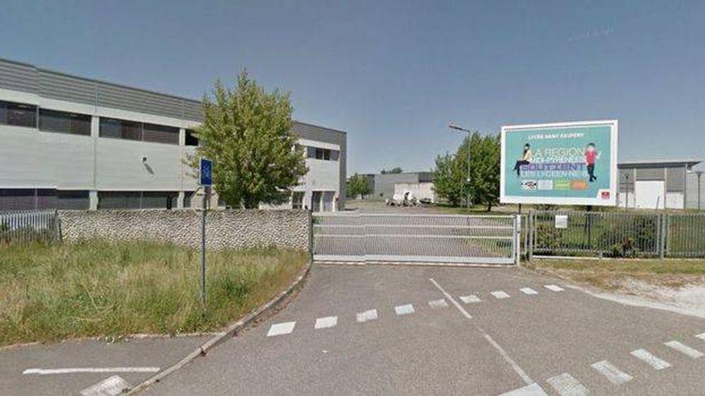 Foto: Lycée Saint-Exupéry/ Capture Google