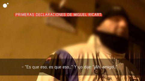 Alcàsser en 'En el punto de mira': las frases que dejó Ricart al salir de la cárcel