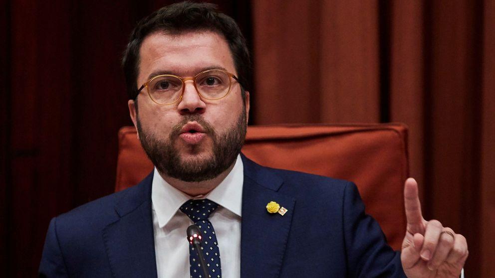 Aragonès quiere una Generalitat que gaste más con un PIB que crecerá menos