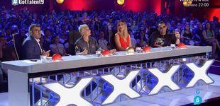 Post de 'Got Talent' anota su entrega más vista de la temporada con 2,5 millones
