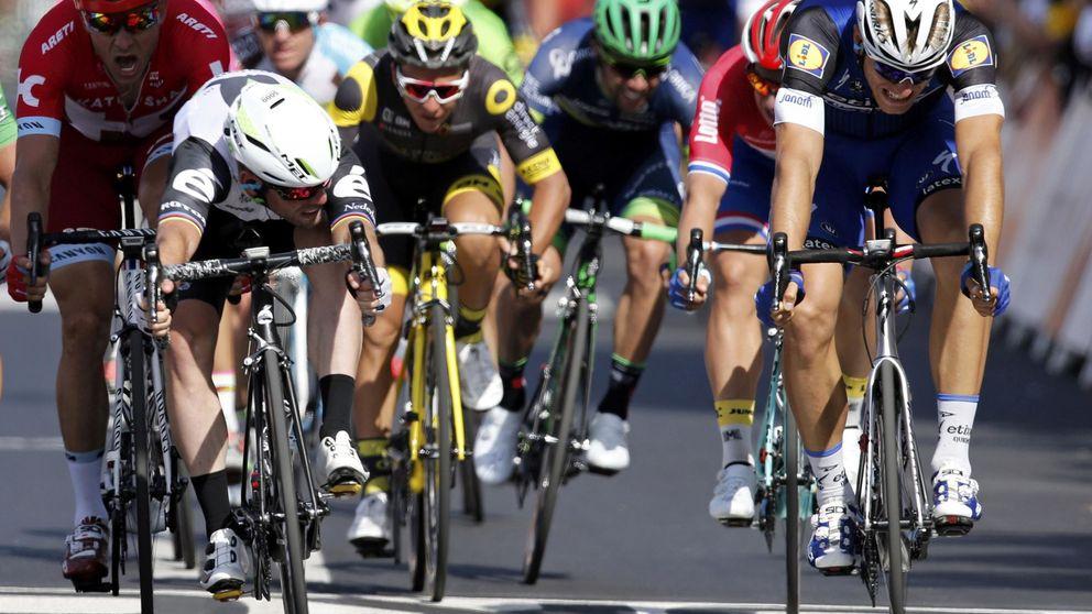 Un histórico Cavendish consigue su tercera victoria en este Tour 2016