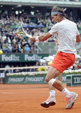 Foto: La rodilla de Nadal no le impedirá llegar a Wimbledon en perfectas condiciones