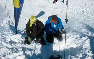 Cuando esquíes preocúpate por tu seguridad y no te olvides el ARVA