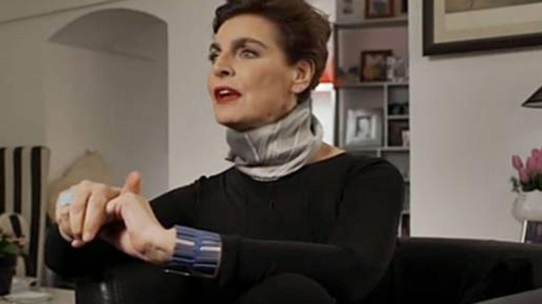 Antonia Dell'Atte en 'Lazos de sangre'. (RTVE)