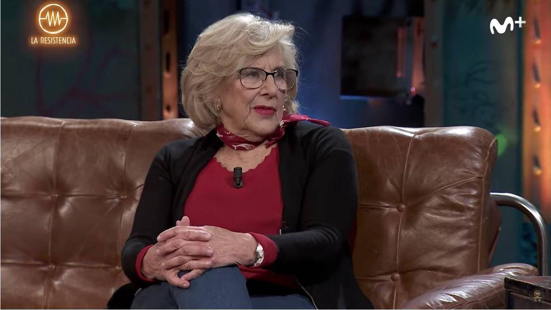'La resistencia'   Manuela Carmena se la devuelve a Cayetana Álvarez de Toledo