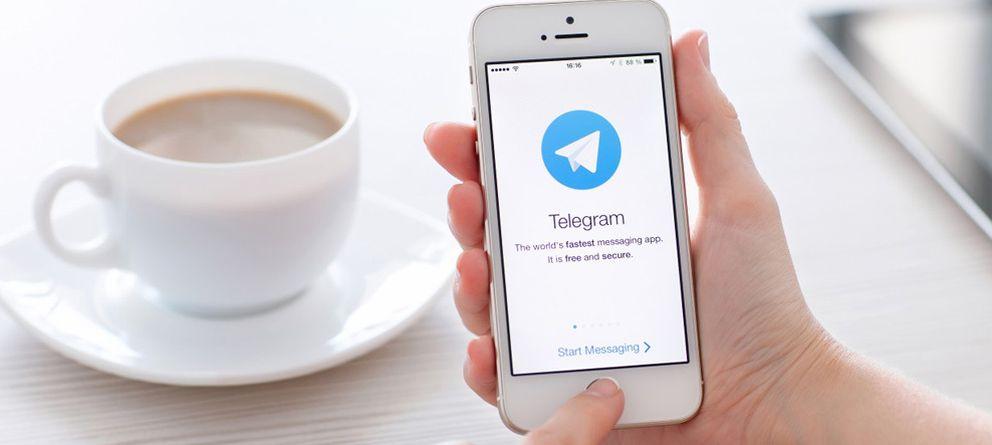 Foto: Telegram presenta batalla a WhatsApp en el campo de las comunicaciones laborales