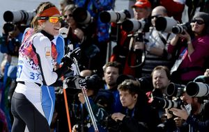 Orgué aviva la esperanza con un 10 puesto en los 30 km de esquí de fondo
