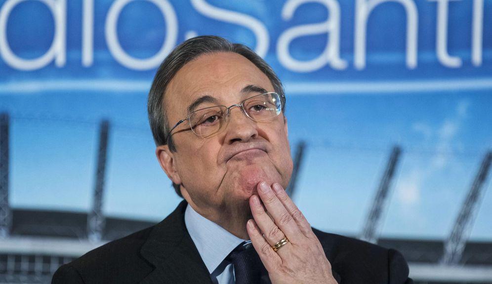 Foto: Los voces críticas en contra de Florentino Pérez cada vez se escuchan más. (EFE)