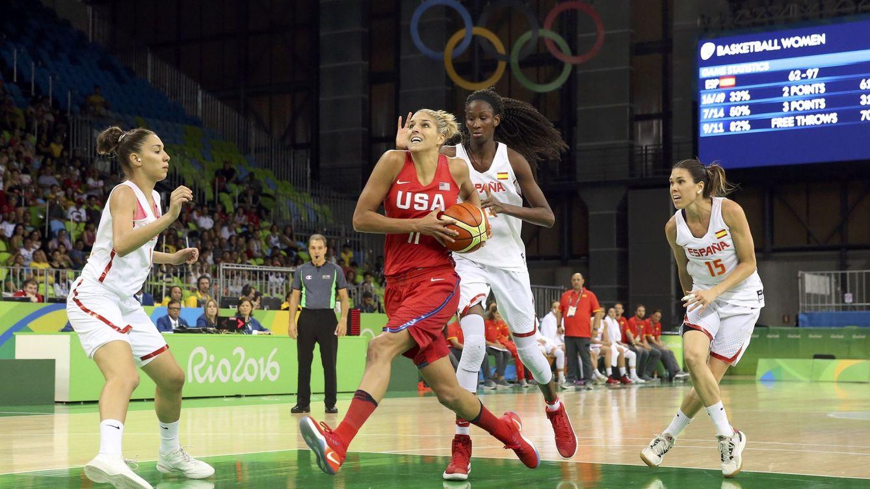 Foto: España perdió por 63-103 contra Estados Unidos. (Shannon Stapleton/Reuters)
