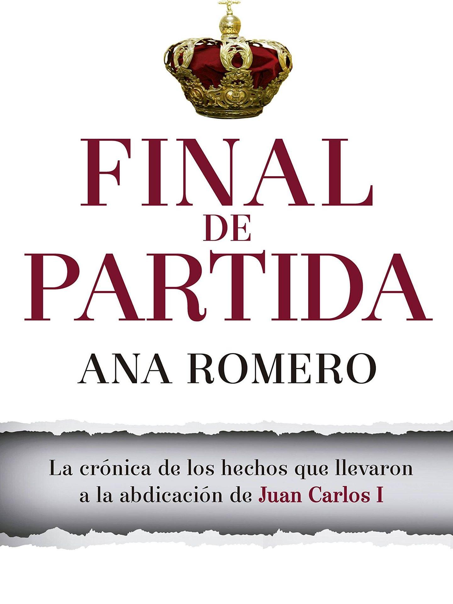 Portada del libro de Ana Romero. (La Esfera)