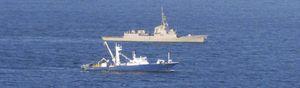 Foto: Agentes del CNI entregaron el rescate a los piratas con fondos reservados