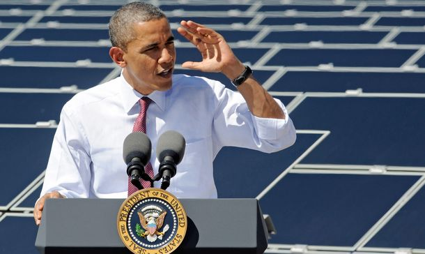 Foto: Obama señala el autoconsumo como arma estratégica contra el cambio climático
