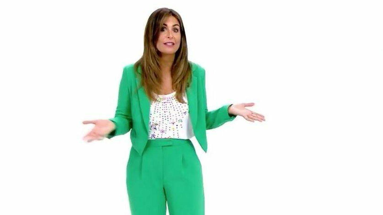 Nuria Roca, en una promoción de 'La roca'. (Atresmedia Televisión)