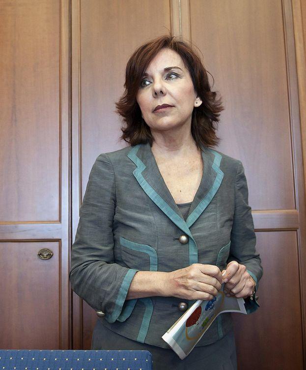 Foto: La presidenta del Consejo de Transparencia y Buen Gobierno, Esther Arizmendi. (EFE)