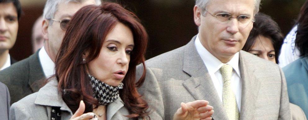 Foto: La relación entre el juez Garzón y la presidenta argentina Kirchner, la comidilla en Latinoamérica