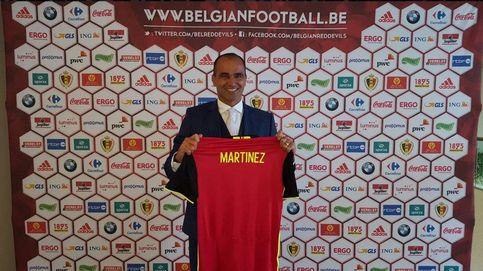 Roberto Martínez: La plantilla de Bélgica es tan buena como parece