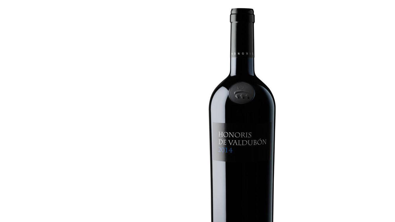 Foto: Honoris nace como la máxima expresión de la unión de vetustas viñas de Tempranillo y Merlot con más de 60 años de antigüedad.