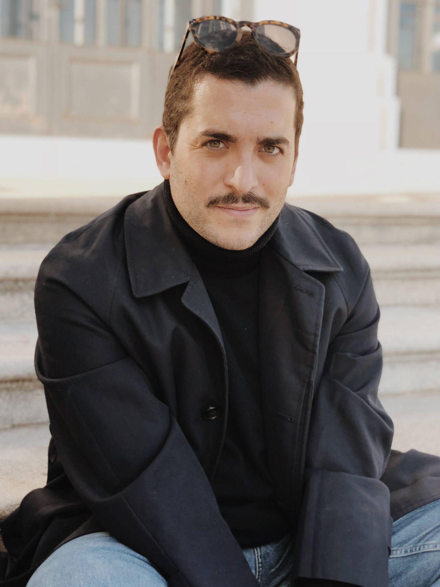 Alvaro Poyato, diseñador de Poydel. (Cortesía)