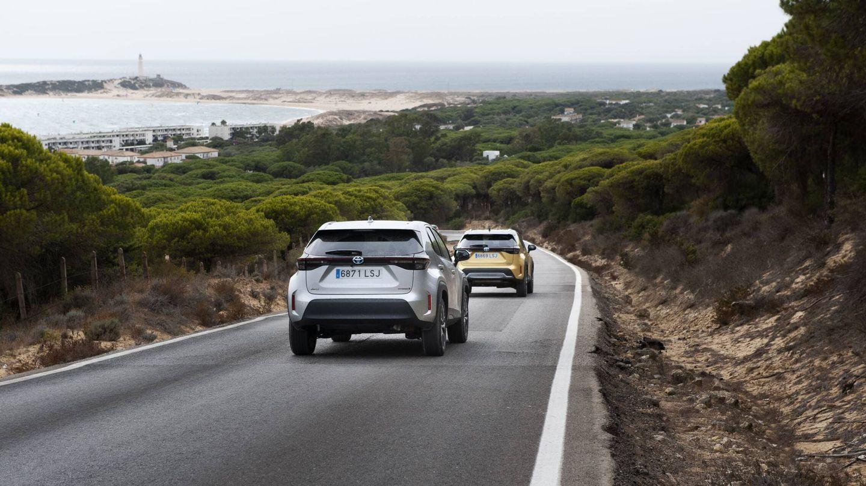La ruta que hicimos fue de Sevilla a Jerez de la Frontera y de allí hasta Zahara de los Atunes, un camino repleto de carreteras serpenteantes.