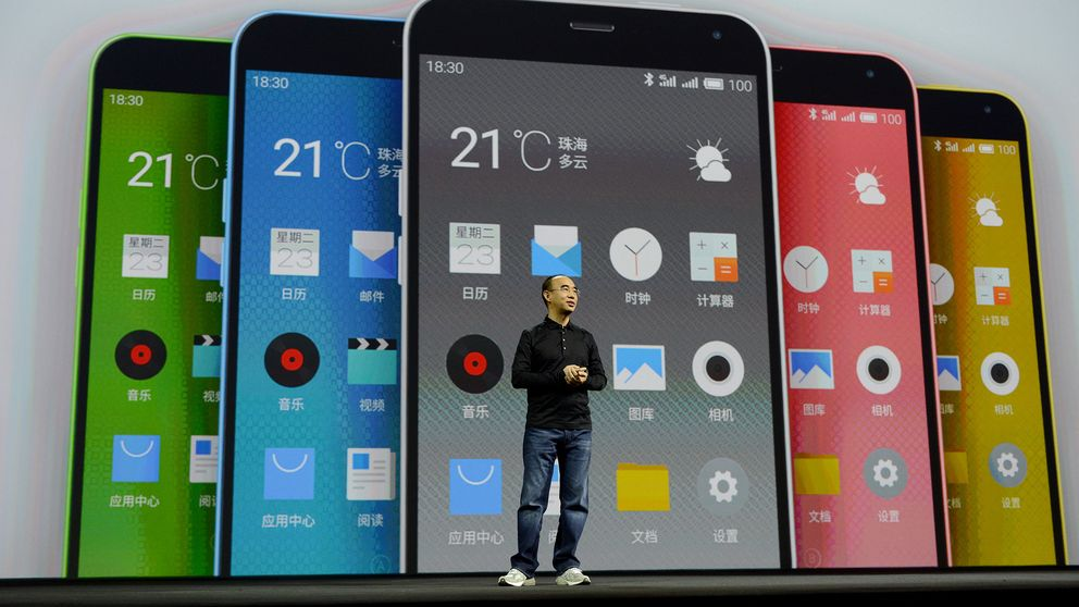 La china Meizu recrudece la guerra por el móvil 'low cost'