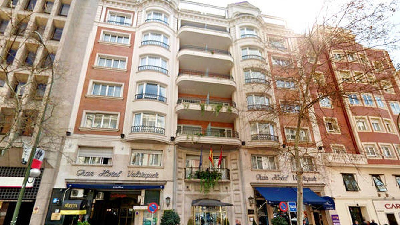 La familia Salazar vende su última joya, el Hotel Velázquez, a los Ardid Martínez-Bordiú