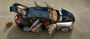 Bugatti no sabe de crisis
