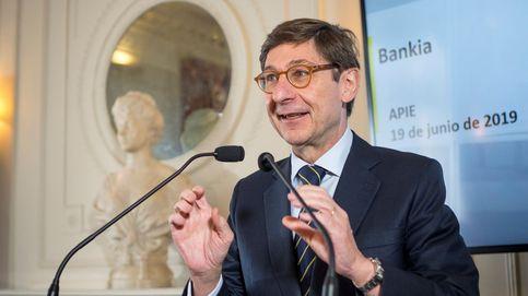 Bankia duda por primera vez del objetivo de beneficios de su plan estratégico