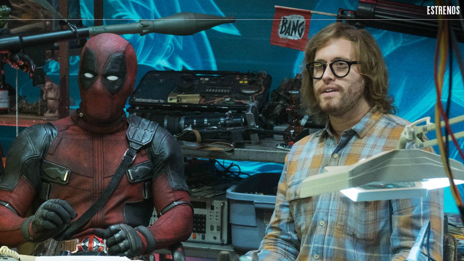 Foto: Ryan Reynolds y T.J. Miller, en un fotograma de 'Deadpool 2'. (20th Century Fox)