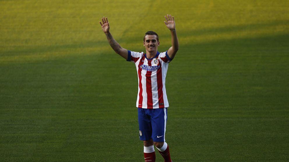 Griezmann: Creo que tengo nivel para ser titular en la Supercopa