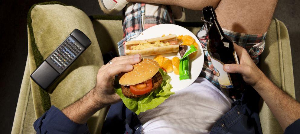 Foto: Los problemas de colesterol aparecen debido a unos hábitos de vida poco saludables. (Corbis)