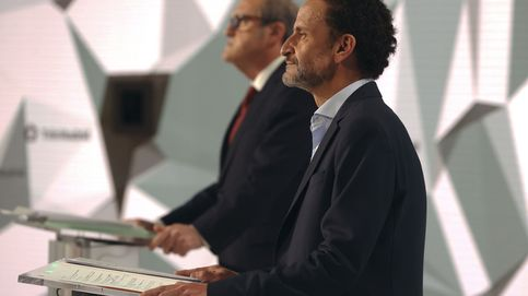 Edmundo Bal y su minuto de oro del debate: Me presento para evitar los bandos