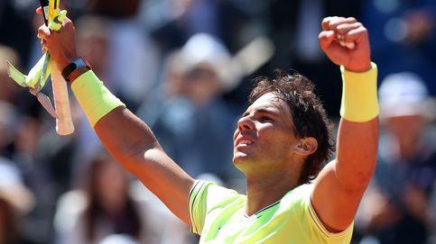 Como un vendaval: Nadal abusa de Federer y luchará por un nuevo Roland Garros