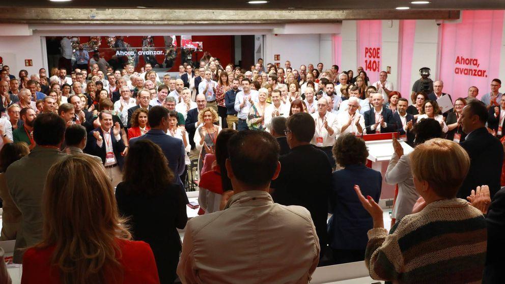 Sánchez amarra las filas en el PSOE y deja los ataques a UP para centrarse en las derechas
