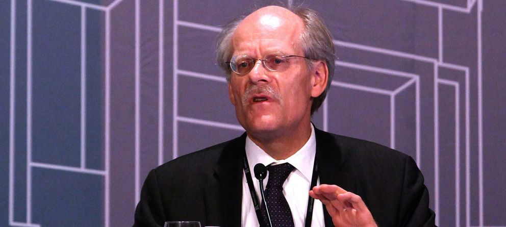 Foto: El gobernador del Banco Central de Suecia, Stefan Ingves