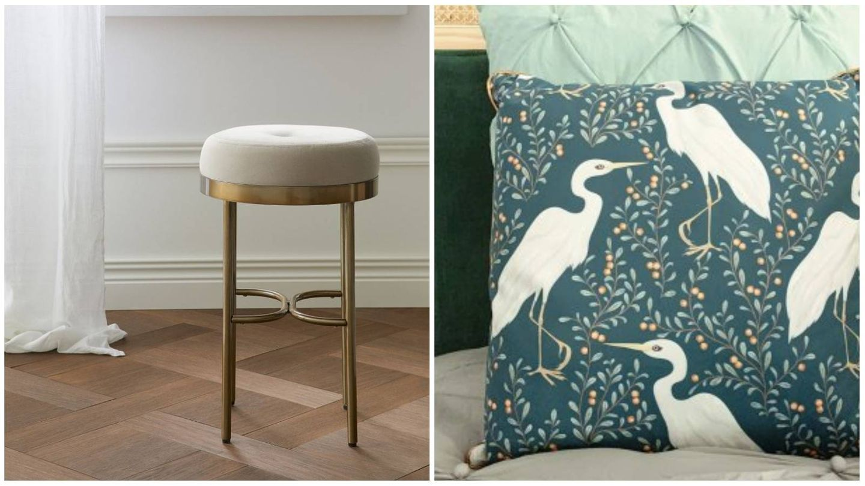 Aplica las nuevas tendencias decorativas con tus compras en R de Room y HyM Home. (Cortesía)