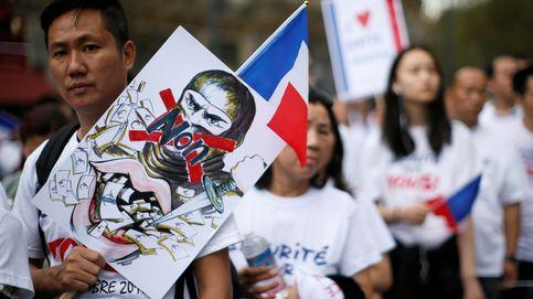 Delincuentes a la caza del chino en París