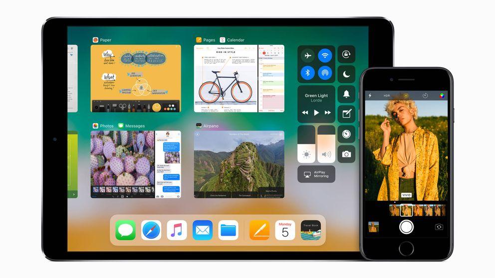 Llega iOS 11: todas las nuevas funciones que ya tienes en tu iPhone (y iPad)