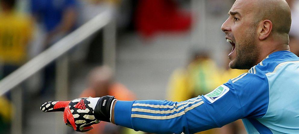 Foto: Pepe Reina ya es nuevo portero del Bayern de Múnich.