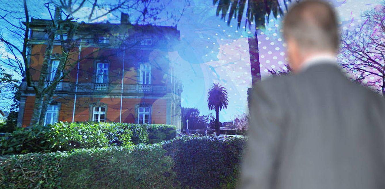 Foto: Villa María, en un montaje realizado por Vanitatis.