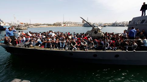 Por qué el caos en Libia amenaza con agrietar el 'muro antimigratorio' de Europa
