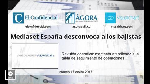 Mediaset España desconvoca a los bajistas